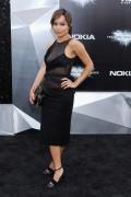 Zoe Kravitz - The Dark Knight Rises premiere in New York 07/16/12