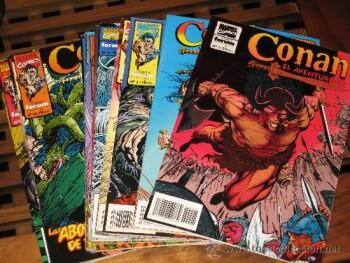 Comics Conan 8979ea202572844