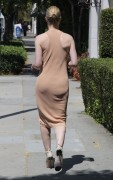 Melissa George - out and about in Beverly Hills 07/26/12