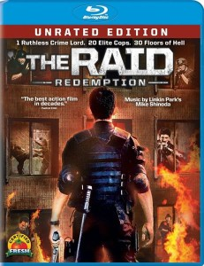 Download The Raid: Redemption (2011) BluRay 1080p 5.1CH x264 Ganool