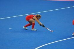 London Olympics Women Field Hockey Hot Legs