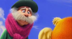 Lorax / Dr. Seuss' The Lorax (2012) PLDUB.720p.BDRip.XviD.AC3-ELiTE + Rmvb / Dubbing PL