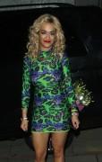 Rita Ora Leaving the London Studios 17th August x8