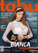 Bianca Dragusanu - TABU Romania - Sept 2012 (x3)