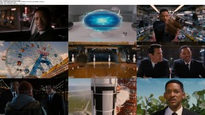 Download Men In Black 3 (2012) DVDRip 400MB Ganool