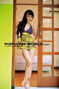 Model seksi Majalah Popular - wartainfo.com