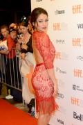 Natalie Martinez - End of Watch premiere at Toronto Film fest 09/08/12
